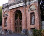 Il cancello monumentale